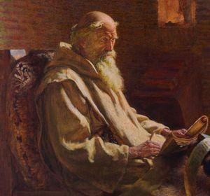 """""""The Venerable Bede Translates John"""" Jamesa Doyle'a Penrose'a (1862-1932)"""