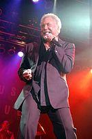 Tom Jones een wereldberoemde Jazz zanger