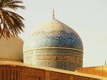 Graf van Sheikh Abdul Qadir, Baghdad, Irak.