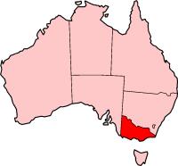 Victoria in Australië