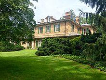 Dům Waltera Lowrieho, Princeton, New Jersey