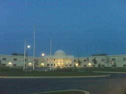 Washington High School, Washington, Indiana