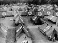 Wereldoorlog I veldhospitaal