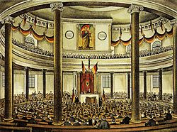 De Frankfurtse Assemblee Paulskirche