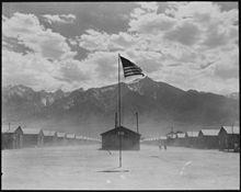 Das Internierungslager Manzanar 1942